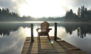 calma, paz, silencio